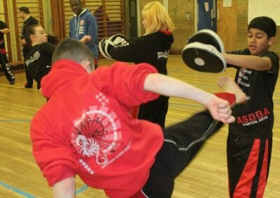 Kickboxing Classes in the West Midlands