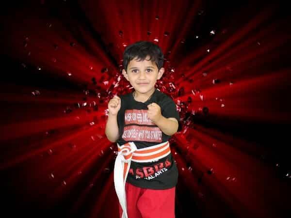 Lil Warriors Martial Arts Classes